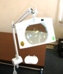 Magnifiers & Lamps